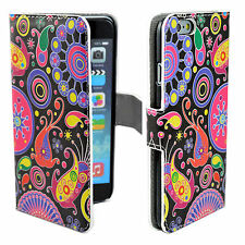 Luxury Leather Phone Case Cover Stand Pouch Skin For Apple iPhone 6 6S 4.7""