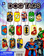 Vending Machine $1.00 Capsule Toys - DC Comic Dog Tags