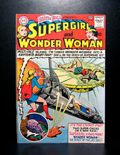 COMICS: DC: Brave and the Bold #63 (1965), 1st Wonder Woman/Supergirl team-up