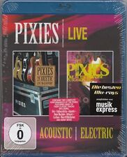 PIXIES Live Acoustic and Electric  | Blu-ray Neuware sealed