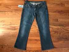 Vintage G Star Raw Denim Super Low 5696 45 09 Womens Jeans Italy Size 30 X 32