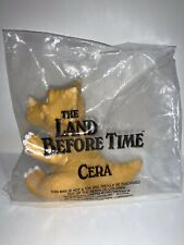 The Land Before Time: Cera (Hand Puppet, Rubber, 1988) Ucs & Amblin