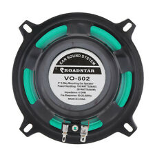 "5"" 2 Way Car Coaxial Speaker Full Range Speakers Replacement Easy Install"