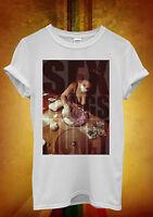 Sex Drugs Money Drug Girl Funny Men Women Unisex T Shirt Tank Top Vest 1287