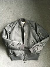 Men's Ralph Lauren Denim and Supply black bomber jacket size Large NWT