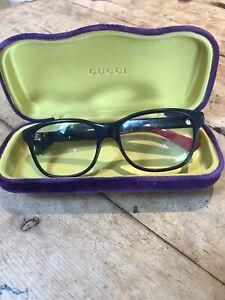 Gucci Glasses And Case