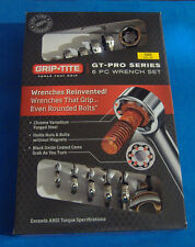 GRIP-TITE GT-PRO SERIES SIX PIECE SAE WRENCH SET