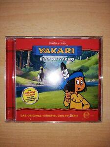 CD * YAKARI - BEST OF - HÖRSPIEL ZUR TV-SERIE sehr gut