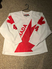 Team Canada Bobby Orr Jersey Size XL Nike Vintage NHL Hockey