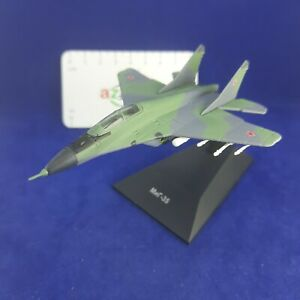 Mikoyan MiG-35 Russian Multirole Fighter 2007 Year 1/160 Scale Model with Stand