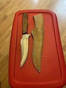 vintage japan Maxam MX2 fixed blade knife