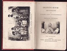 DRAWING ROOM AMUSEMENTS &  PARTY ENTERTAINMENTS - PROFESSOR HOFFMANN magic