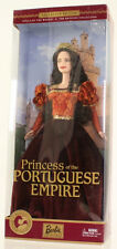 Mattel - Barbie Doll -2002 Princess of the Portuguese Empire (Dolls of the World