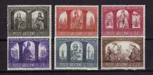 S24641) Dealer Stock Vatican 1966 MNH Poland 6v (X10 Sets)