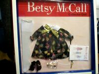 "Robert Tonner Betsy McCall Earth Betsy Learns to Sew Outfit for 14"" Doll #98535"