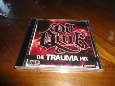 DJ QUIK - The Trauma Mix - West Coast Rap CD - 2nd II None AMG Hi-C B-Real