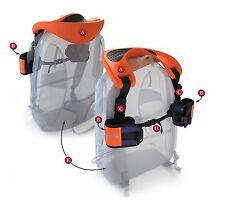 Bebé portador de hombro doble seguridad Silla Ergonómica Ajustable Seguro Resistente