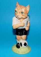 Beswick figurine ornament Football  cat ' Dribble ' FF4 1st Q L/ED  BOX+CERT