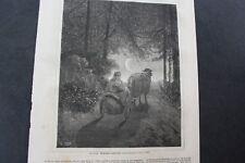 1864  Stich 38/ Gustave Dore