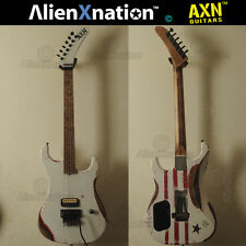 AXN™ Holy Grail Model 2 Banana Headstock USA Made Guitar