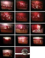 Super-Normal 8mm Film-Privatfilm 1960.Jahre-Pferderennen,Derby 1963 u.a