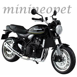 MAISTO 07504 BK KAWASAKI Z 900 RS Z900RS BIKE MOTORCYCLE 1/12 BLACK