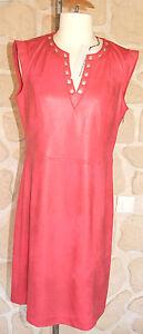 Robe neuve rose indien marque Eva Kayan taille 42 étiqueté à 179€