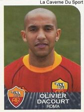 OLIVIER DACOURT FRANCE AS.ROMA  RARE UPDATE STICKER CALCIATORI 2003 PANINI