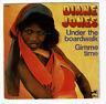 "Diane JONES Vinyle 45T 7"" UNDER THE BOARDWALK - GIMME TIME - EURODISC 17263 RARE"