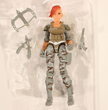 LANARD THE CORPS ELITE Female Action Figure SNAKE BITE 1/18 3.75 GI Joe Force