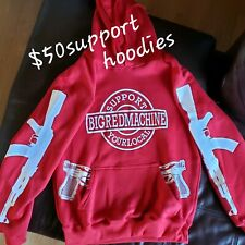 SUPPORT MARYLAND HELLS ANGELS HOODIE