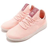 adidas Originals PW Tennis Hu W Pharrell Williams Pink Women Casual Shoes AQ0988
