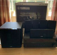Yamaha HTR-2067 Receiver With NS-SWP20 5.1 Speaker System ( YHT-1810 )