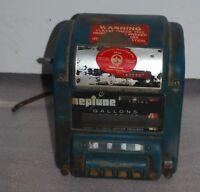 Neptune Meter Register Model Oil Gas Petroleum Bio Diesel Fuel