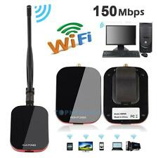 High Power A 150 Mbps RT3070 ADATTATORE USB WIRELESS WIFI ANTENNA RETE WIFI DECODER