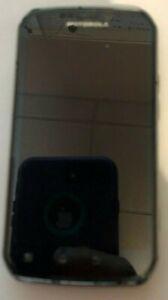 Motorola Photon MB855 Silver Sprint Cell Phone PARTS REPAIR Fast Ship Fair Used