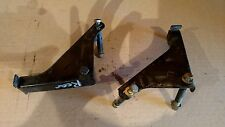 2000 polaris sportsman 335 4x4 rear rack brackets