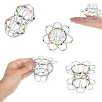 """4"""" Magic ring finger fidget manipulative therapy toy autism anxiety tool"""