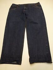 PAG Collection Mens Size 44X30 Hemmed Blue Classic Fit Jeans Good Condition