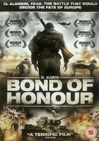 El Alamein The Line of Fire DVD - Region 2 UK War Drama - Bond of Honour