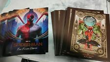 Spider-Man Far From Home 2x Odeon Cinemas Marvel Film Posters UK have multiples