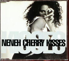 NENEH CHERRY - KISSES ON THE WIND (REMIX) - CD MAXI [1732]