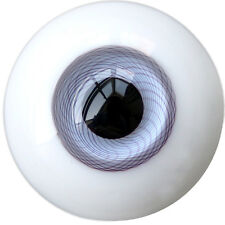 [wamami] 18mm Light  Purple Glass Eyes Mesh Eyes Outfit For BJD SD Dollfie Doll