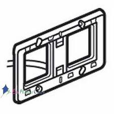 Support double lumineux horizontal Mosaic/Celiane Legrand 80258