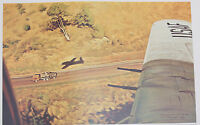 CONOY COVER airplane 17x23 lithograph print US AIR FORCE art VIETNAM WAR SERIES