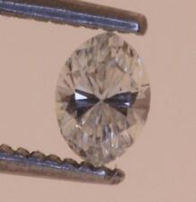 loose .29ct VS2 J marquise shape diamond 5.18 x 3.61mm vintage estate antique