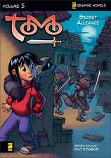 Secret Alliance (Z Graphic Novels / Tomo)-ExLibrary