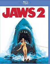 Jaws 2 [Blu-ray] DVD, Keith Gordon, Mark Gruner, Joseph Mascolo, Murray Hamilton