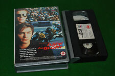 Race For Glory - Peter Berg vhs biker movie rare roadracing movie