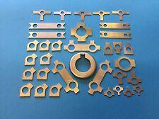 Daimler SP250 Engine Lock Tab Washer Set